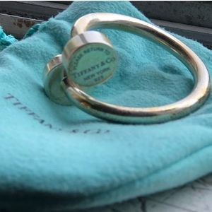 Vintage Tiffany & Co key chain